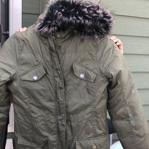 Made in germany girls winter coat